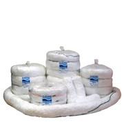 Sorpční norná stěna  - OBM 153 - Textilní sorbent kapalin olejový OBM 153
