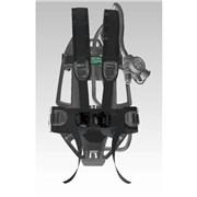 Sada - Dýchací přístroj MSA AUER pro dobrovolné hasiče /maska náhlavní kříž, ocel.láhev/- AKCE